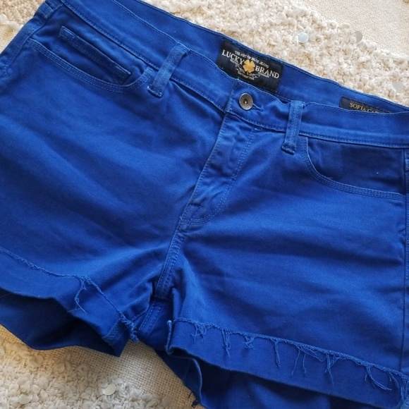 Lucky Brand Pants - Lucky Brand Shorts - Size 8